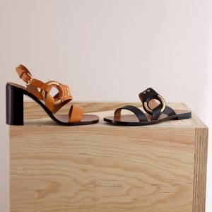 低至4折Intermix 大牌热卖,气质美裙$89,收封面同款Chloe凉鞋