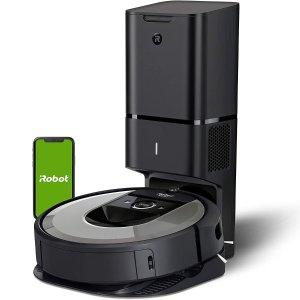 史低价:iRobot Roomba i6+ 高端款智能扫地机器人