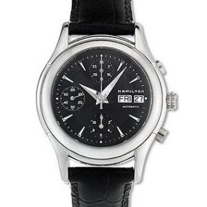 Dealmoon Exclusive:Hamilton Linwood Day Date Automatic Men's Watch H18516731