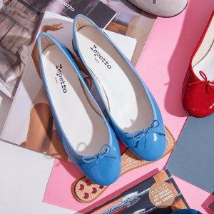 低至6折+免税 做个优雅的小姑娘Repetto 源于芭蕾的美鞋热卖 经典少女风