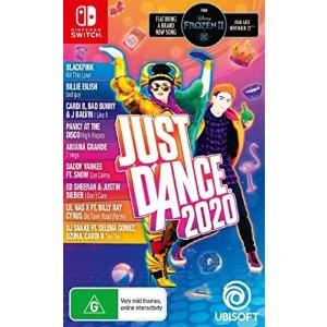 UBISOFTJust Dance 2020 - Nintendo Switch