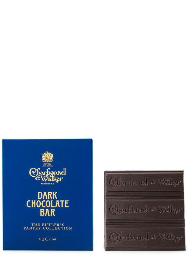 黑巧克力 80g