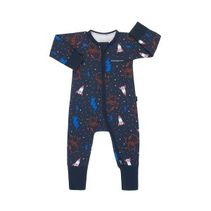 第2件半价Zip Wondersuit 连体衣