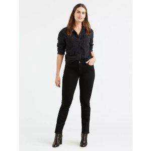 Levi's712™ 小黑裤