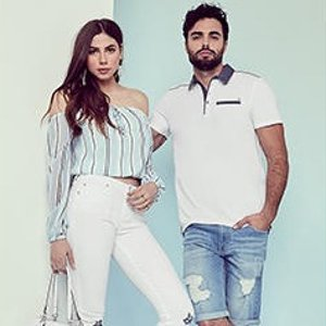 Up to 50% offSelect Items Sale @ Guess Factory Store