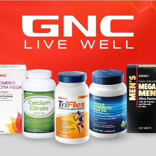 Buy More Save MoreGNC Vitamins and Supplements Sale