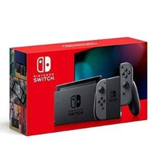 $299Nintendo Switch with Gray Joy‑Con - HAC-001(-01)