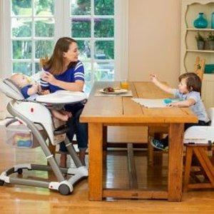 额外7.5折 Blossom餐椅$114最后一天:GRACO官网 儿童产品促销区特卖