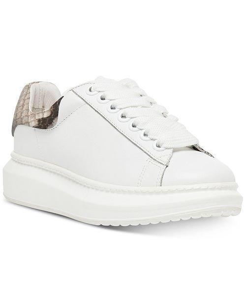 压纹尾小白鞋