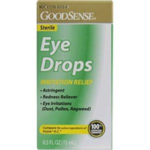 Good Sense Eye Drops A.C.
