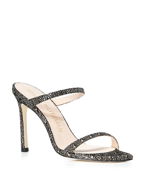 Women's Aleena 一字带穆勒鞋