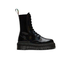 Dr. MartensJadon Hi Rainbow Patent Boot