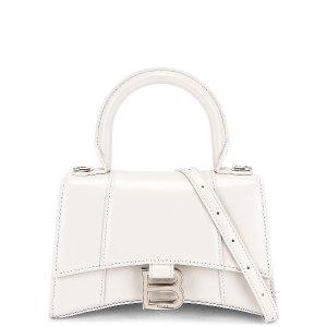 Balenciaga折合约¥8144XS Hourglass手提包
