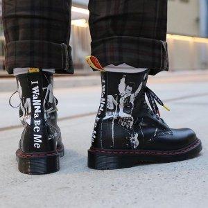 限时额外5折 $60收限定马丁靴UO 折扣区美鞋特卖 $30收Skechers熊猫鞋