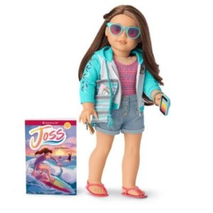 American GirlJoss Doll, Book & Accessories | American Girl
