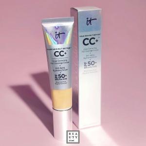 $46.5 完美奶油肌It Cosmetics CC霜 SPF50 闭眼入的真爱底妆