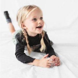 5折 光速断码,手慢无ZARA 儿童服饰、鞋履等黑五大促 配色高级版型好