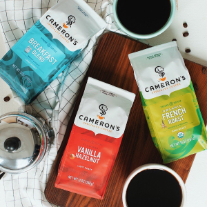 享6.5折 碧根果咖啡粉$5.07Cameron's 多种口味烘焙咖啡粉限时特惠 榛子咖啡粉$3.97
