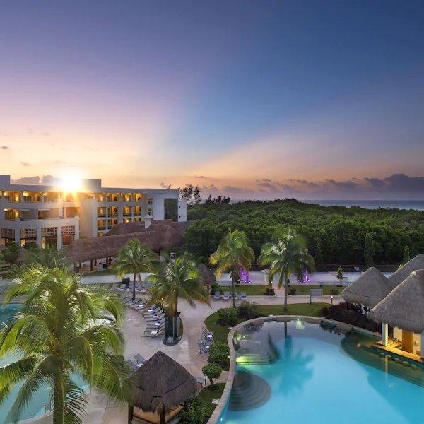 Paradisus Playa del Carmen 卡门海滩全包型酒店