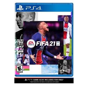 $29.99(原价$49.99)《FIFA21》年货足球游戏 多平台可选