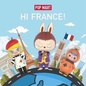 收Bunny冬季系列上新:POP MART 泡泡玛特法国官网 新品上线 一起来开盲盒吧