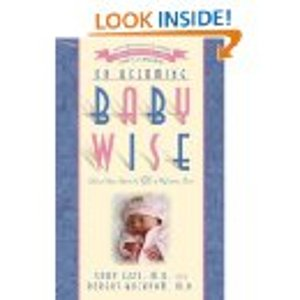 On Becoming Baby Wise: Giving Your Infant the Gift of Nighttime Sleep by Robert Bucknam M.D., Gary Ezzo