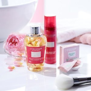 August Beauty RewardsChoose from 4 deluxe beauty gifts @ L'Occitane