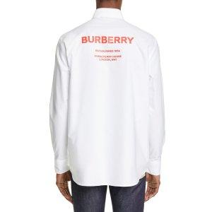 Burberrylogo 衬衣