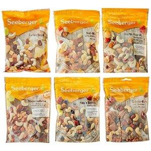 SEEBERGERSeeberger Mix Box Snacks, 1er Pack (1 x 2350 g)