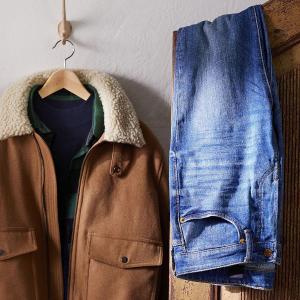 低至$7.9H&M 精选男士牛仔裤特卖