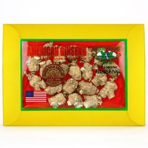Bullet American Ginseng Large 3oz box