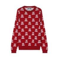 Moschino 小熊针织衫