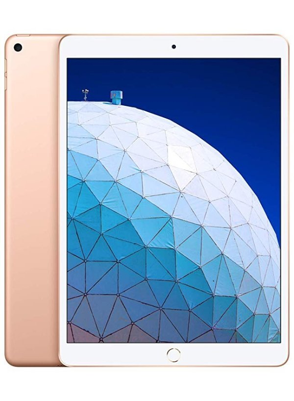 iPad Air 3 2019款 (10.5吋, Wi-Fi, 64GB) 金色