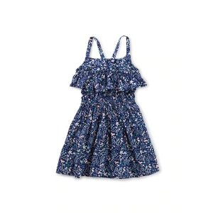 Tea Collection女童吊带连衣裙
