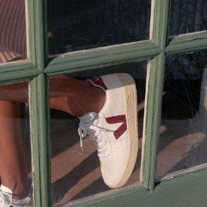 无门槛8折+包所有税VEJA 法国新晋街头小白鞋大促 $108收封面同款
