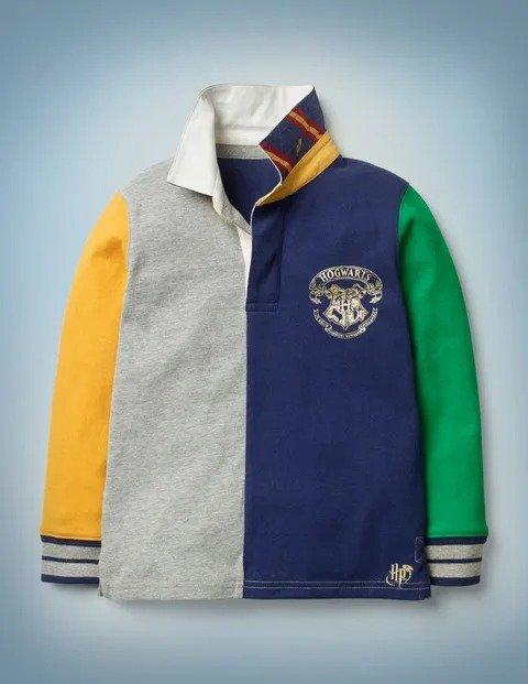 儿童哈利波特Rugby上衣