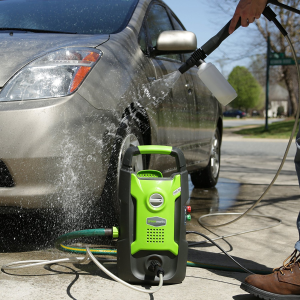 Today Only: From $18.65GreenWorks Pressure Washers @ Amazon.com