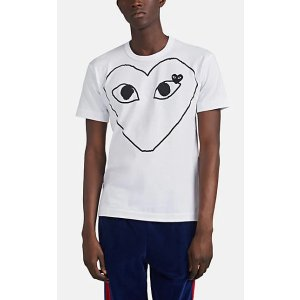Comme des Garcons PlayHeart Cotton T-Shirt