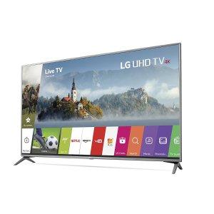 史低 $1699 再送$400礼卡LG 75寸 4K 超高清智能电视 75UJ6470