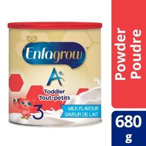 Enfagrow A+® 婴儿配方奶3段