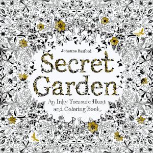 5.9折起 封面款仅€10.27Secret Garden 秘密花园涂色本 宅家期间减压神器 还有彩色铅笔