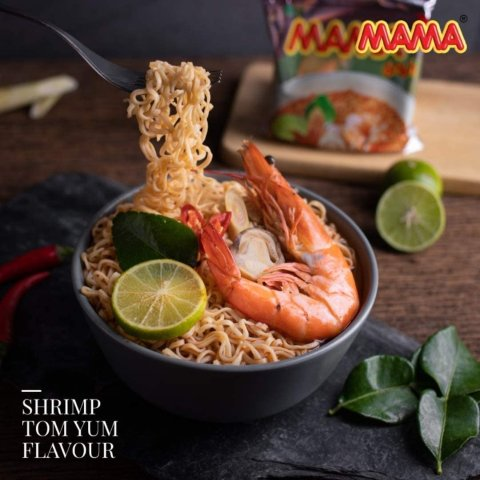9折起 低至平价€0.37/包MAMA 超好吃的泰国方便面补货啦 一大箱超便宜 家中屯粮必备