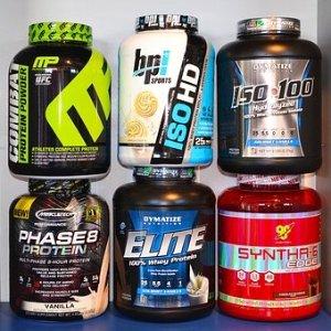 低至75折 健身人群精选Amazon  精选蛋白粉 肌酸等运动营养品热卖