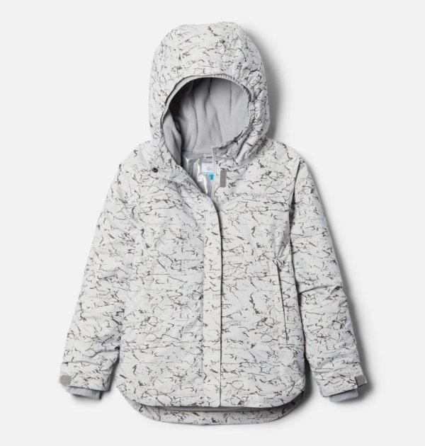 儿童保暖夹克外套