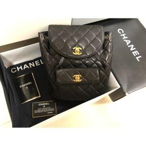 ChanelDuma leather backpack 104 Chanel