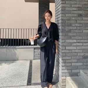 第2件8折 全场参与W Concept 韩风设计师品牌热卖 初秋美衣是时候入手