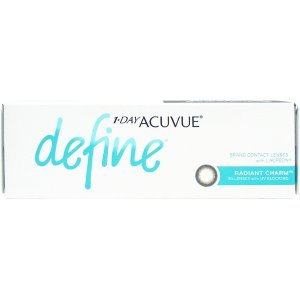 AcuvuePerfectlensworld USA | 1 Day Acuvue Define Radiant Charm with LACREON