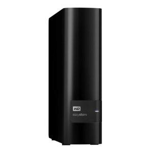黑五预告:WD Easystore 12TB USB 3.0 外置硬盘