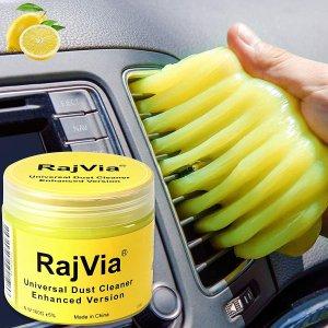 折后仅€6.85 带柠檬清香闪购:Rajvia 灰尘清洁凝胶热促 各种缝隙轻松搞定