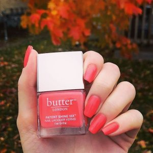 20% OffPurchases of $40 or More + Free Shipping @ Butter London